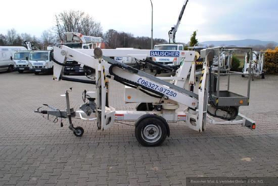 Niftylift 120T Anhängerbühne