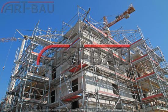 Plettac Skele 176m² Gerüst, Byggnadsställningar,állványzat