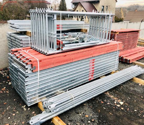 Plettac 3,00 Stahlboden Stahlböden Gerüstböden Gerüstboden Stahl Boden Typ Plettac / Layher / Alfix