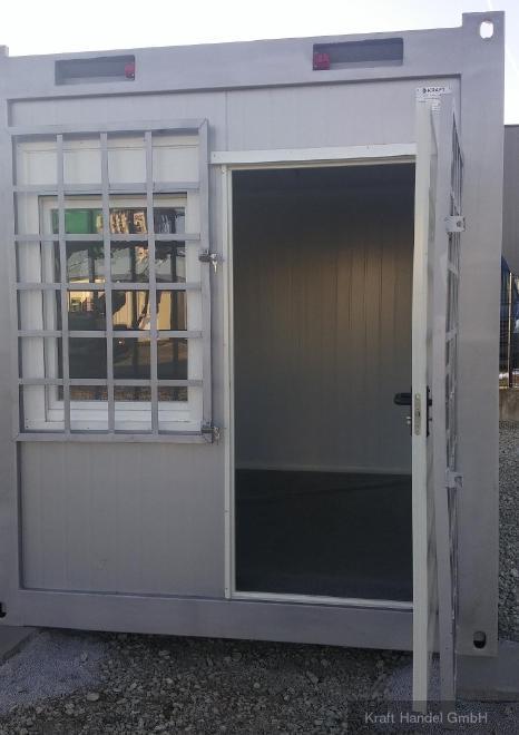 Kraft Büro- und Materialcontainer 2 in 1,