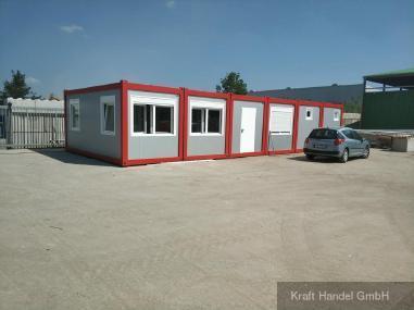 Kontener biurowy - Kraft Containeranlagen