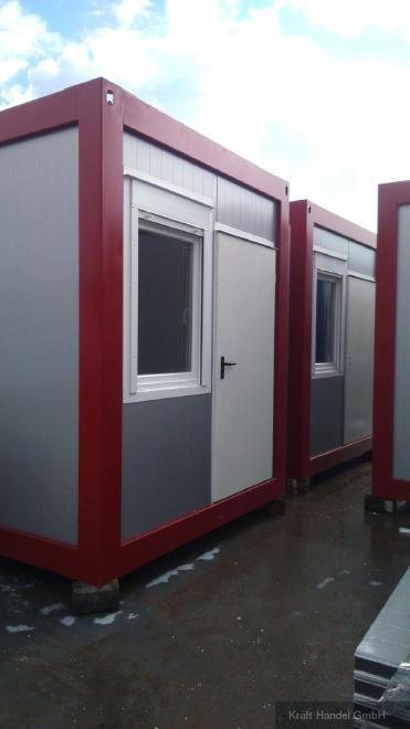 Kraft Mannschafts-, Bürocontainer
