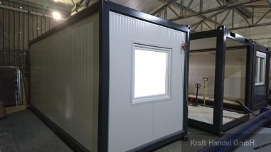 Gebrauchte Burocontainer Container Bei Machinerypark Com