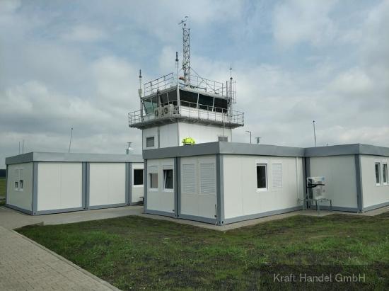 Kraft Bürocontainer ab 25 m², Praxis, Imbiß