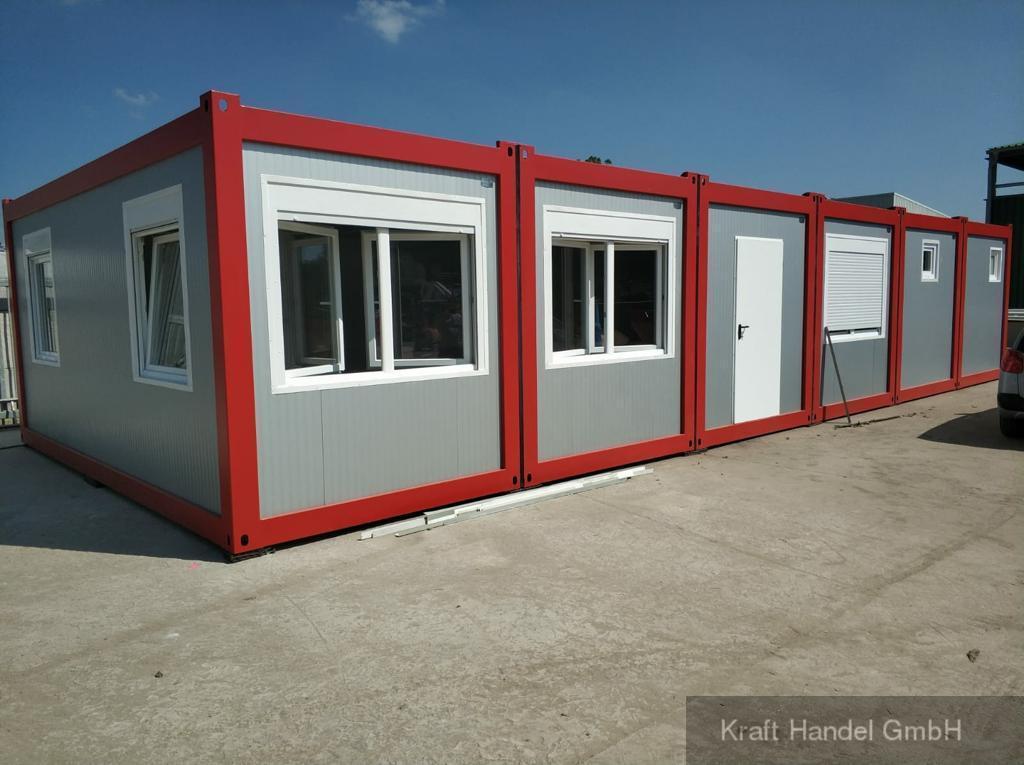 Kraft Wohncontainer Raummodul neu DE / MUQY-6577-JK