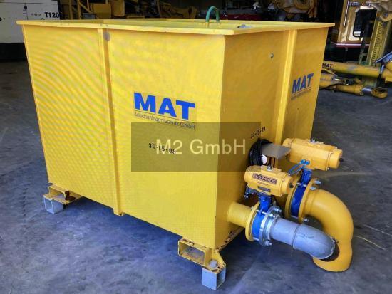 Bauer MAT Wassertank WB-1700