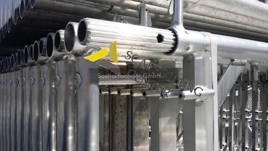 Plettac Gerüst Scaffolding skele állványzat