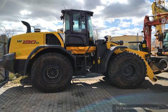 New Holland W190 D Stage V