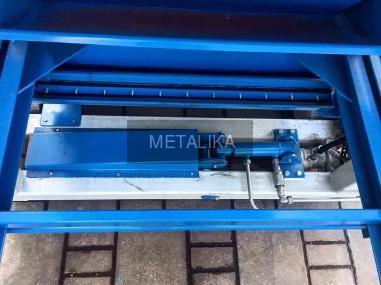 Betonsteinfertigungsanlage - METALIKA SVP-533