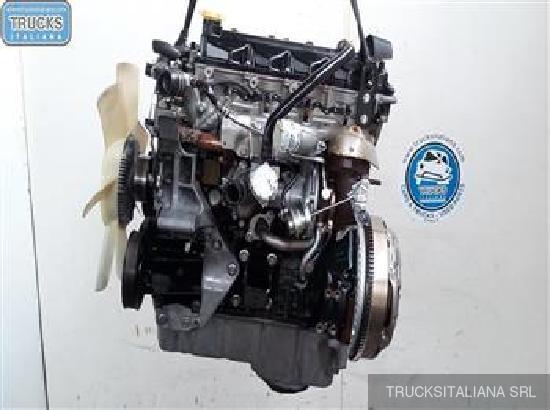 Nissan CABSTAR YD25DDTI