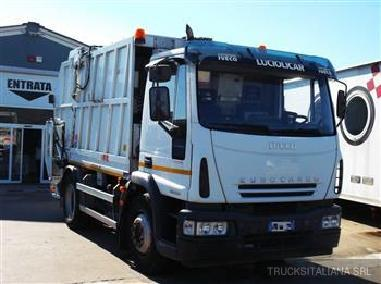 komunalno vozilo - Iveco EUROCARGO 120E21