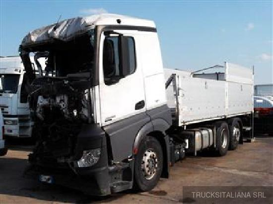 Mercedes Benz ACTROS 25.42 BLUETE C 5