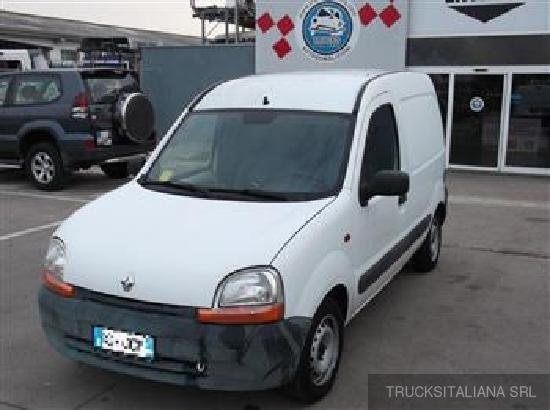 Renault Kangoo 1 2 Transporter Used It Aqqk 7669 Gg