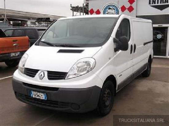 Renault Trafic T29 Transporter Used It Pszl 4472 Go