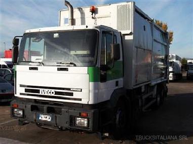 komunalno vozilo - Iveco 260E30 CURSOR FARID