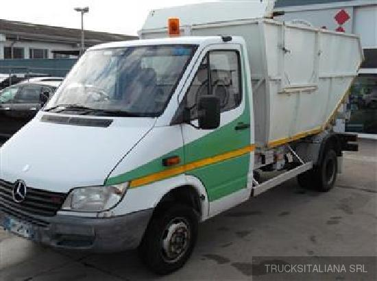 Mercedes Benz SPRINTER 413 CDI T46 PTT GUIDA DX