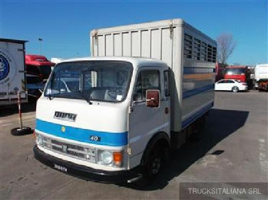 Iveco 40 NC A OLD TIMER 40 PTT