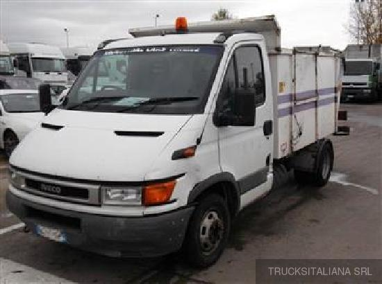 Iveco 35C11 DAILY GUIDA DX