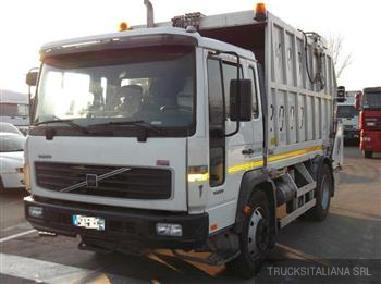 komunalno vozilo - Volvo FL6 250 H15