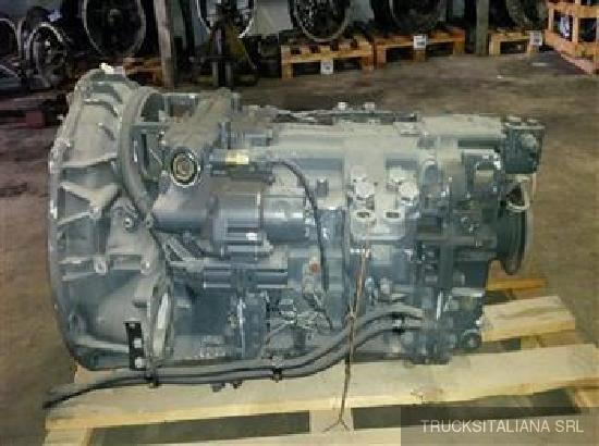 Mercedes Benz ACTROS G210-16 715500 - 513917