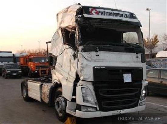 Volvo FH 13 500 GLOBETROTTER