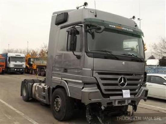 Mercedes Benz 18.46 ACTROS LS MEGASPACE