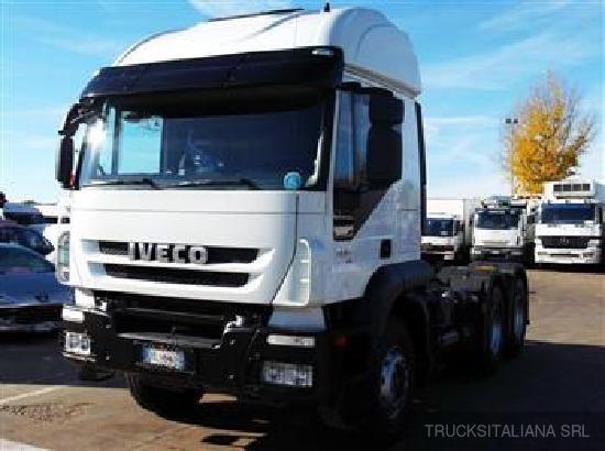 Iveco TRAKKER AT720T50 T
