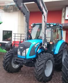 Трактор - Landini Serie 4 - 105