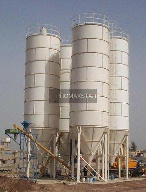 Promax 500 tons cement silos