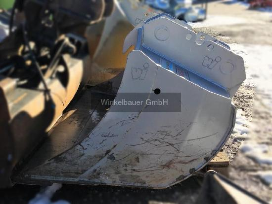 Winkelbauer Böschungslöffel STARR RUND KL3.0 GR 180 XL