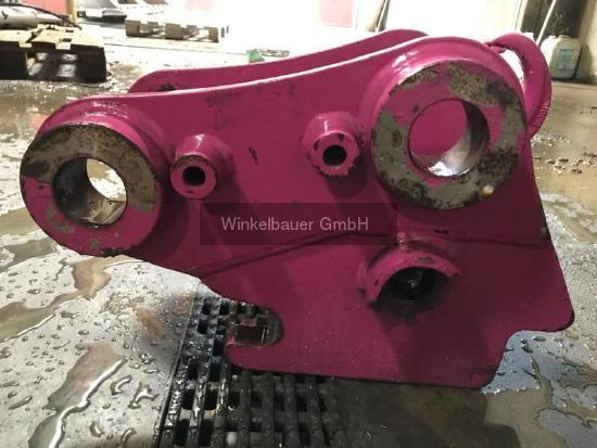 Winkelbauer Schnellwechsler SI10 Hydraulisch