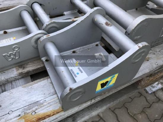 Winkelbauer Anbauplatte für Hydraulikhammer