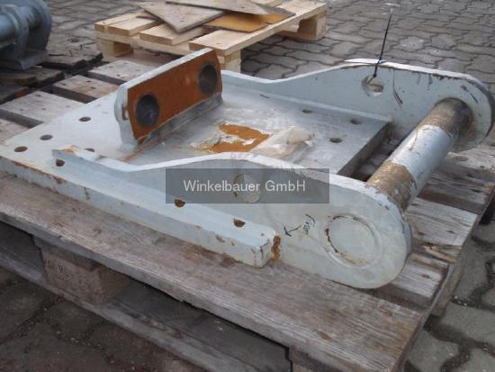 Winkelbauer Anbauplatte