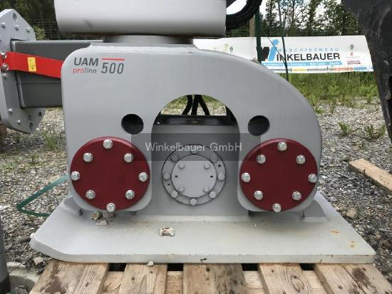 Anbauverdichter HD500
