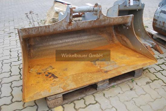 Winkelbauer Böschungslöffel starr, KL1.2 GR160SI18