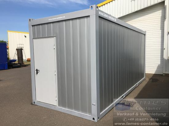 Lames 20´ Bürocontainer 20'Office Containers / Storage Containers / Residential Containers / Construction Site Containers / Modular Construction / Office / Containers