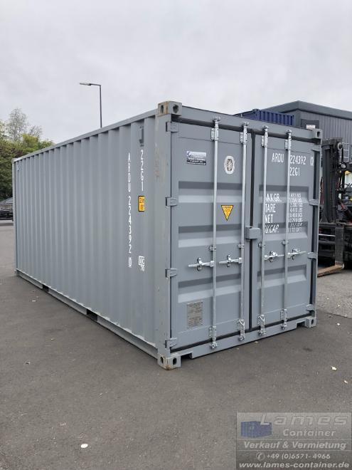 20ft. Lagercontainer