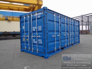 Gebrauchte Materialcontainer - Container bei MachineryPark.com
