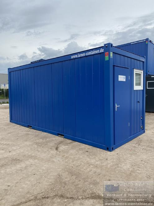 20ft. Bürocontainer