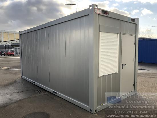 Lames 20´ Wohncontainer / Aufentalscontainer / Bürocontainer/ Baustellecontainer / Modulbau / Büro / Container