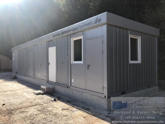 Lames Raummodule Container Systems / Mobile Room Modules / Office Containers / Sports Club Home / Containers / Office Containers / Room Modules