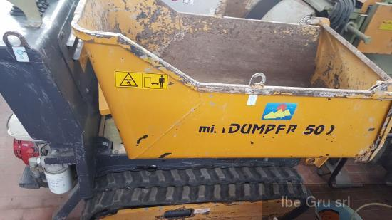 Fiori Dumpy 500