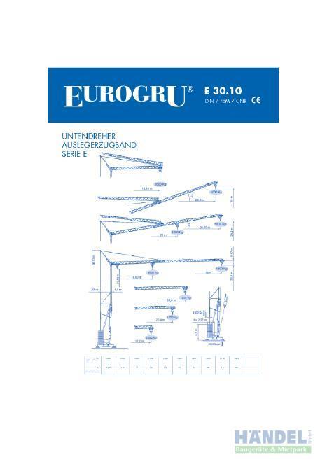 Eurogru E30.10