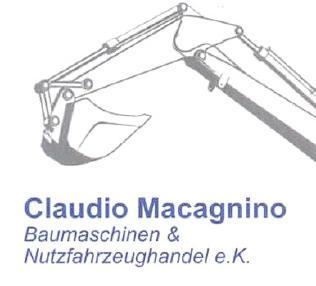 Claudio Macagnino Baumaschinen & Nutzfahrzeughandel e.K.