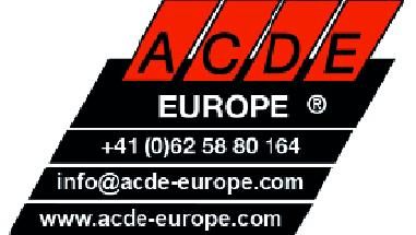 ACDE Europe AG
