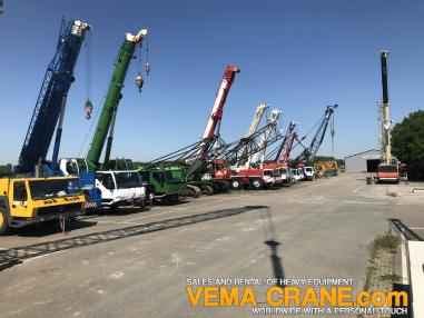 VEMA Crane BV