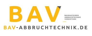 BAV Baumaschinen - Abbruchtechnik - Vermietungs GmbH